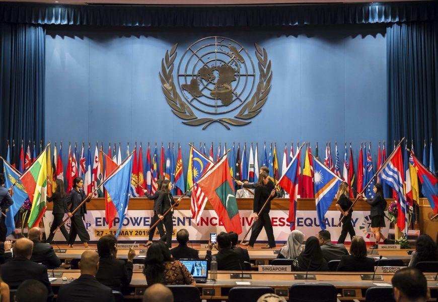 Asie-Pacifique / le «Parlement régional» discute comment faire progresser l'égalité dans la région
