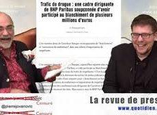France /  La revue de presse (Juin 2019) – P. Jovanovic & P.Y. Rougeyron –