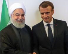 «L'Iran ne cherche la guerre avec aucun pays», assure Hassan Rohani à Emmanuel Macron