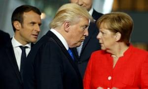 Sondage : 75% des Français ont une mauvaise image de Donald Trump