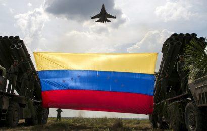 Armée des ombres : paramilitaires, mercenaires et forces spéciales au Vénézuela