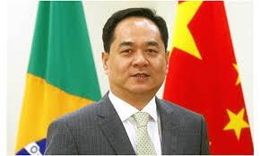 L'ambassadeur de Chine au Brésil commémore 45 ans de relations bilatérales