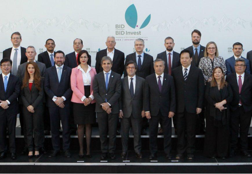 Bilan de la Banque Inter-américaine de Développement