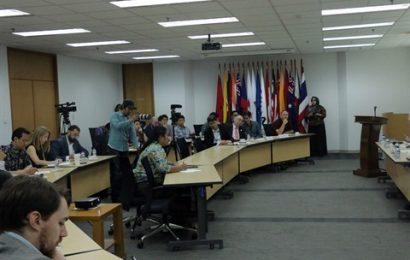 Sur le rôle de l'ASEAN dans l'Indo-Pacifique