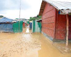 Bangladesh : des dizaines d'abris pour réfugiés rohingyas détruits par les inondations (ONU)