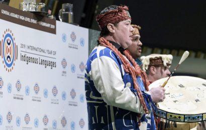 A l'ONU, l'appel pour la défense des langues autochtones ancestrales pour les générations futures