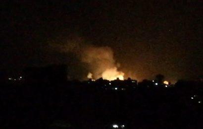 La Syrie accuse Israël de «terrorisme d'Etat» après des frappes meurtrières