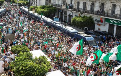 Le 21e vendredi de manifestation à Alger en photos
