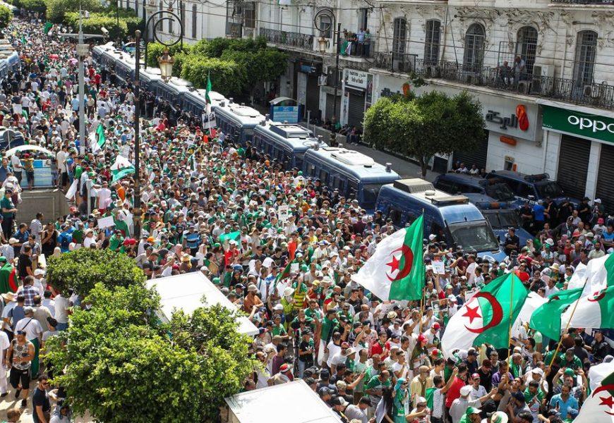 Le 21e vendredi de manifestation à Alger en photos