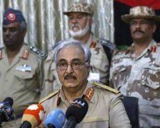Libye / Les «erreurs» du général à la retraite