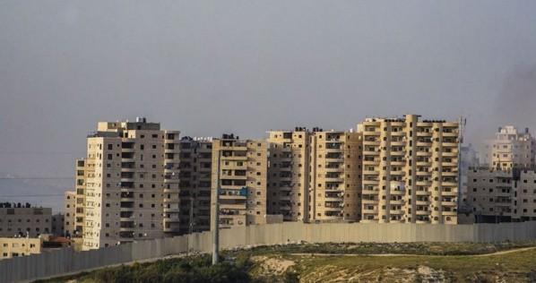 immeubles palestine