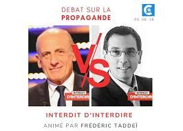 Interdit d'interdire / Olivier Berruyer et Jean-Michel Aphatie : Information ou propagande ?
