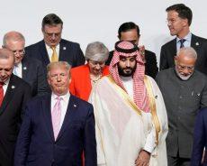 A Osaka, le sort du monde aux mains du G20 en vain