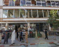 Afghanistan / l'ONU se dit consternée par l'attaque commise par les Talibans à Kaboul