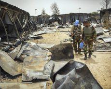 Le Libéria devient officiellement un contributeur au maintien de la paix de l'ONU après en avoir bénéficié