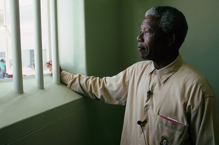 Israéliens, écoutez Mandela