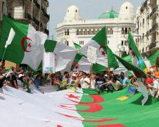 Algérie / le 20e vendredi de contestation coïncide avec le 57e anniversaire de l'indépendance