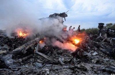 Communiqué du Ministère russe des Affaires étrangères à l'occasion des cinq ans de la catastrophe du vol MH17