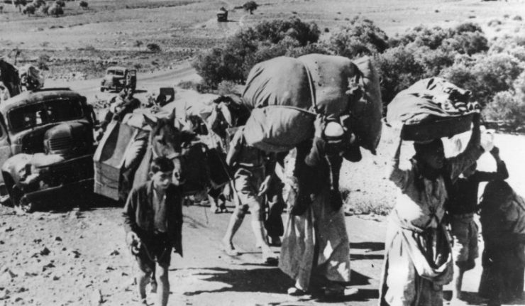 Sur l'imposture du 'droit à l'existence' de l'Etat d'Israël
