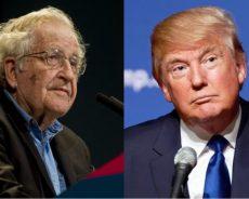 Noam Chomsky : Trump sert les puissances de l'argent et consolide l'extrême droite dans le monde entier