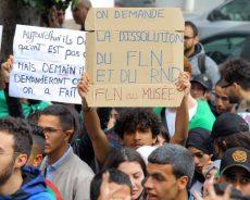 Les partis dirigeants algériens (étude)