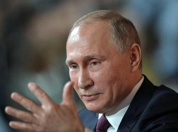 Entretien avec Vladimir Poutine (Corriere della Sera)