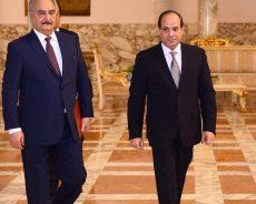 Libye / Khalifa Haftar se rapproche d'Israël