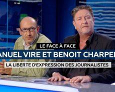 Le face à face – La liberté d'expression des journalistes est-elle menacée ?
