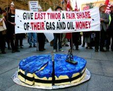 La souffrance et la survie au Timor Oriental