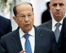 Le président libanais qualifie les attaques israéliennes de «déclaration de guerre»
