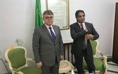 Lettre à Monsieur l'Ambassadeur de Russie en Algérie