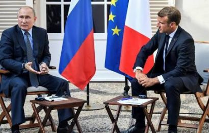 Qu'a dit Poutine sur les Gilets jaunes que les médias français ont omis?
