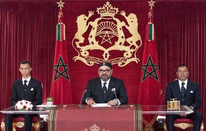 Maroc / Discours à la Nation à l'occasion du 66e anniversaire de la Révolution du Roi et du Peuple