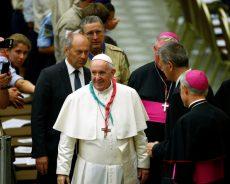 Pour le pape François, le souverainisme «mène à la guerre»