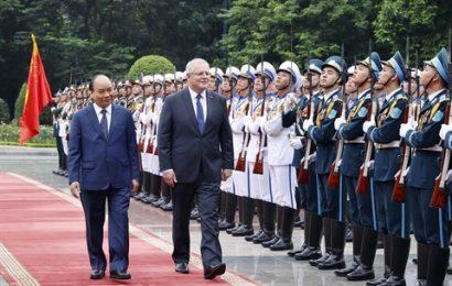 Déclaration commune Vietnam – Australie