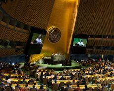L'Assemblée générale des Nations Unies ouvre sa 74e session sur un appel à restaurer la confiance