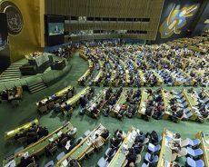 ONU / L'Assemblée générale des Nations Unies (74ème session)