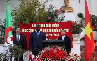 La fête nationale vietnamienne célébrée en Algérie