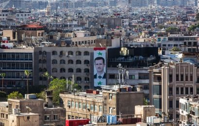 Bachar el-Assad s'engage dans la lutte contre «la Syrie parallèle»