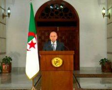 Algérie / le président par intérim fixe au 12 décembre la prochaine élection présidentielle