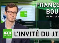France / François Boulo : «Le pouvoir a méprisé les revendications du mouvement des Gilets jaunes» (vidéos)