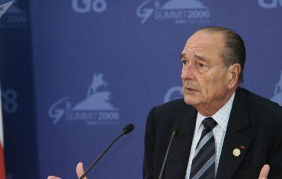 La France sera en deuil national lundi suite au décès de Jacques Chirac