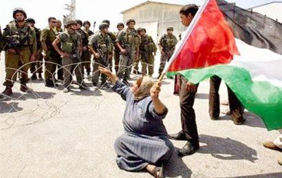La question palestinienne : triomphe du fait accompli – défaite du droit