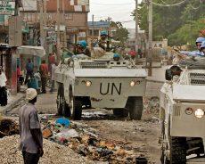 Haïti fait ses adieux à 15 ans de maintien de la paix de l'ONU
