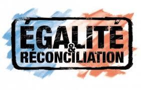 """Résultat de recherche d'images pour """"Égalité et Réconciliation logo images"""""""