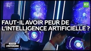 RT / Interdit d'interdire : Faut-il avoir peur de l'intelligence artificielle ?