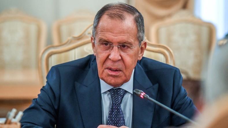 Multilatéralisme et égalité des Etats : Sergueï Lavrov présente la vision russe du jeu international