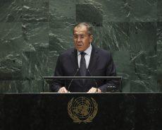 Monde multipolaire, Venezuela, Iran : l'allocution de Sergueï Lavrov à l'ONU