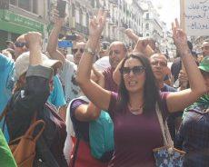 Algérie / 31e vendredi de protestation: La mobilisation continue