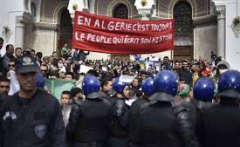 Algérie / Structure ou pas de l'intifadha populaire ?